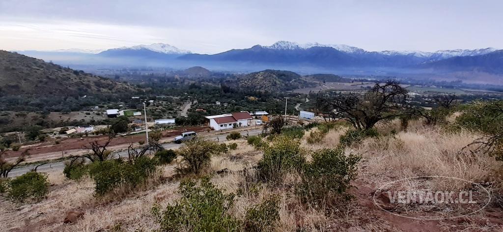 Terreno Condominio El Valle Del Principal